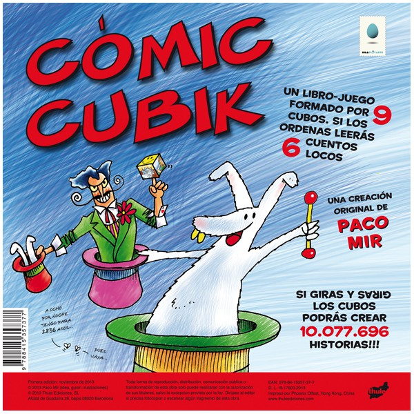 ComicCubik