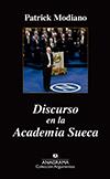 Discurso en la Academia Sueca13x20.indd